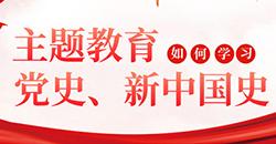 主题教育中如何学习党史最真诚、新中国史